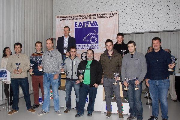 La EAF-FVA celebró el cierre de la temporada en la Gala de Entrega de Premios