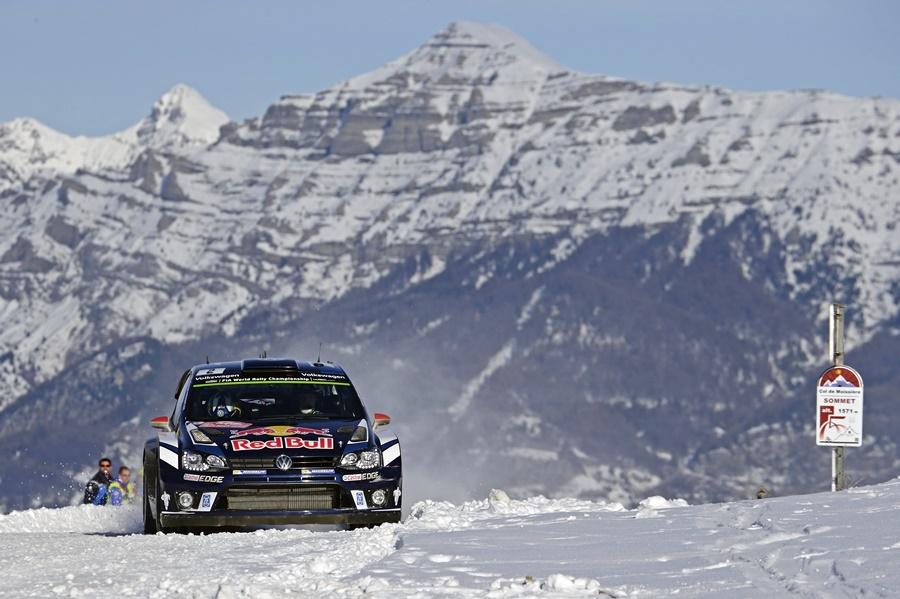Latvala polo WRC previo suecia