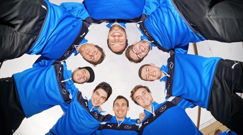 Mercedes DTM Team 2016