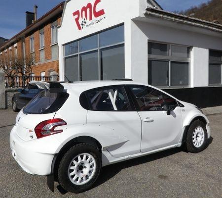 Peugeot 106 Maxi Rallye RMC 2016