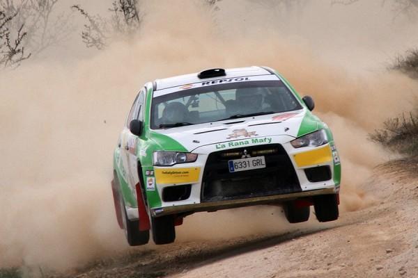 Rallye Lorca Jorge del Cid