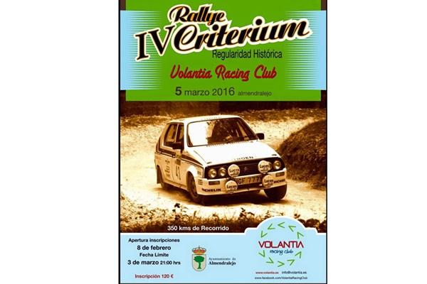Regularidad Historica Extremadura 2016