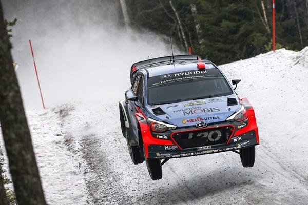 Sordo WRC Suecia 2016