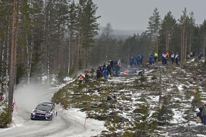 Rallye Suecia 2016