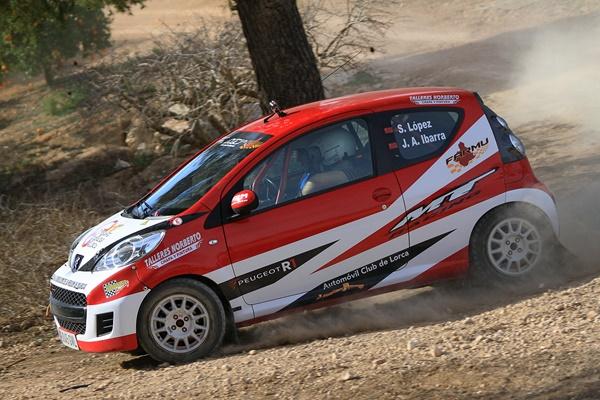 Volante Tierras Altas Peugeot 107