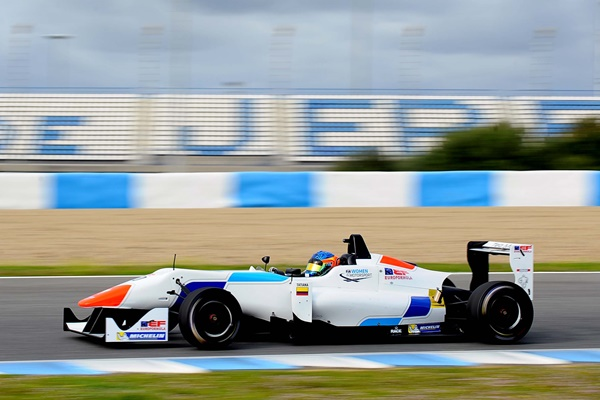 Winter Series Jerez Teo Martin Motorsport