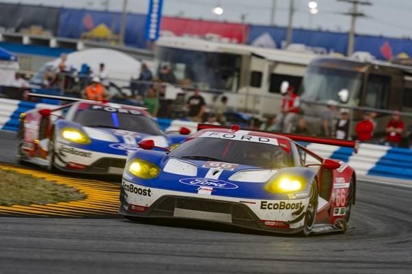 Ford contará en Le Mans con Cuatro Coches 50 Años después de su histórica victoria de 1.966