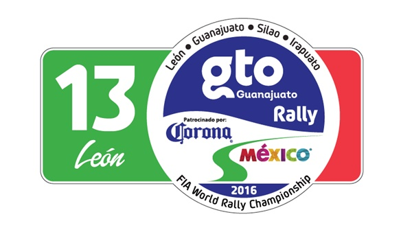 Rallye Juanajuato de Méjico