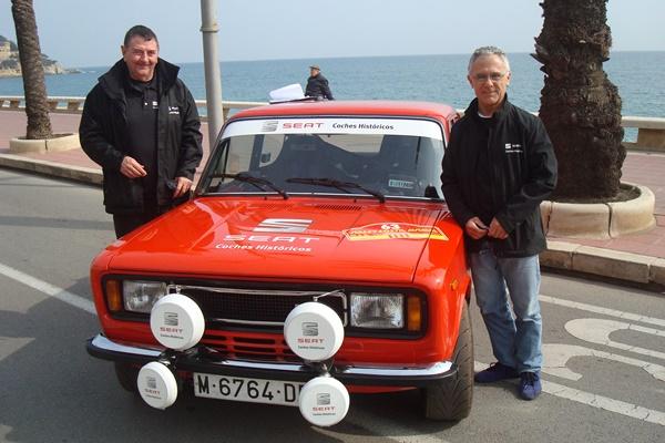 Este fin de semana se celebra el Rallye Costa Brava de clásicos puntuable para el Campeonato de Europa