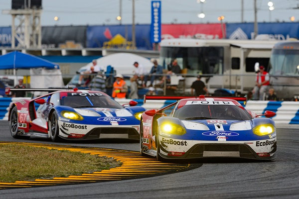 Ford GT wec le mans