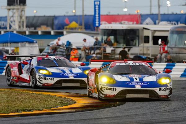 Ford presenta el equipo internacional de pilotos que participará en Le Mans 2016