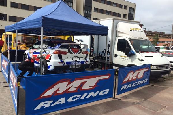 MT Racing arranca su certamen talismán