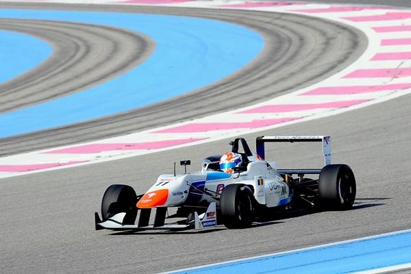 Teo martin motorsport paul ricard euroformula open
