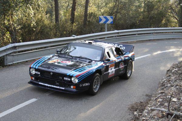 costa brava 2016 serge cazaux-vincent clavier lancia rally 037