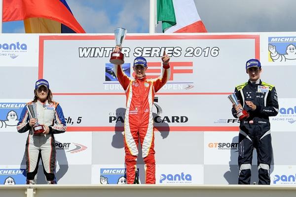 f3 paul ricard podium 1