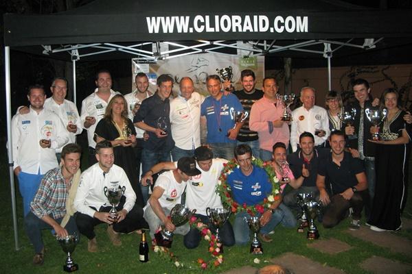 ganadores trofeos clio raid 2016
