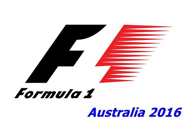 logo f1 australia