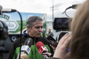 Cambio radical en el 54º Rallye Princesa de Asturias