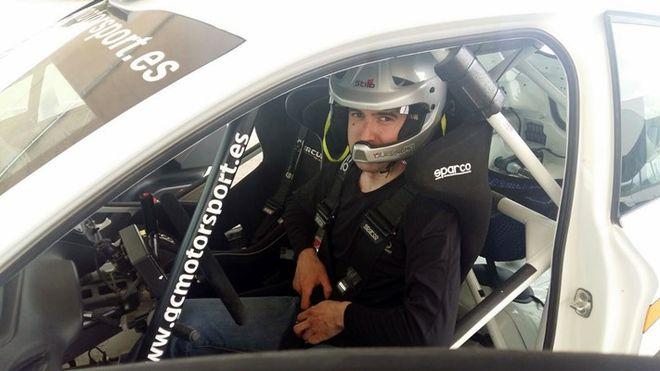 Arkaitz Uranga 208 R2 GC Motorsport