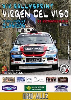 XIV Rallysprint Virgen del Viso