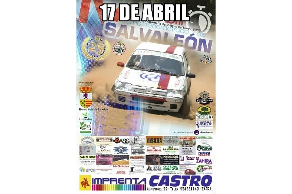 Cartel salvaleon