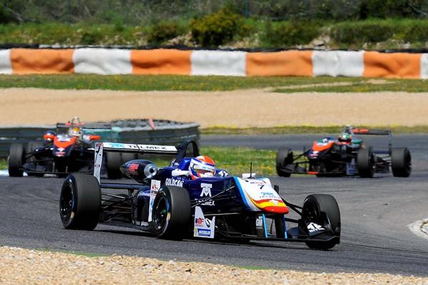 Euroformula Open Estoril Campos Racing