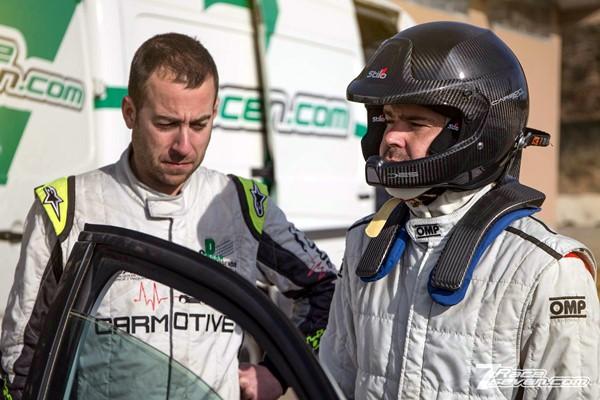 Jose Luis Pelaez raceseven