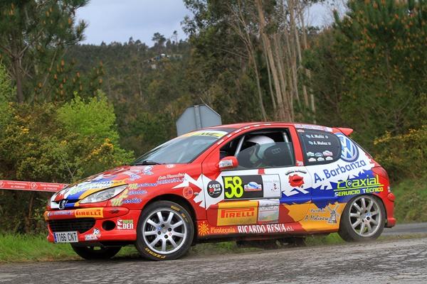 Muñiz Pirelli AMF Motorsport Noia
