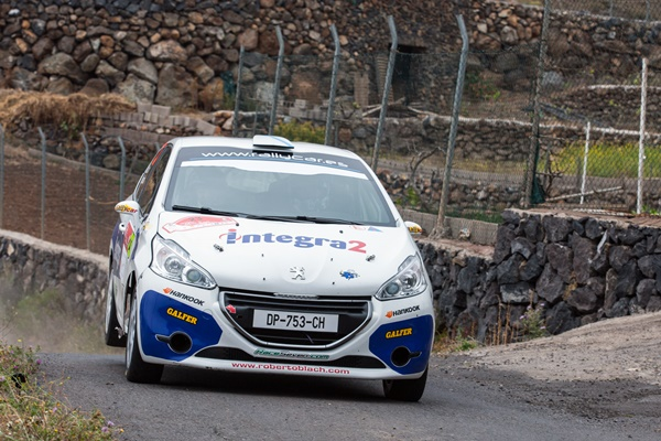 Final de temporada en Madrid para el Rallycar R2 Team, con buenos resultados