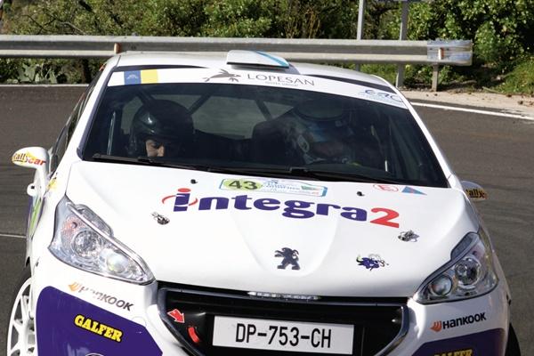 Un Rallye Sierra Morena de estreno para el Rallycar R2 Team