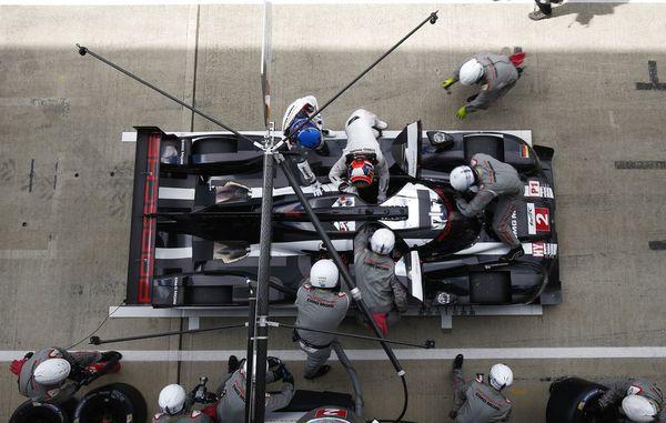 Silverstone WEC 2016