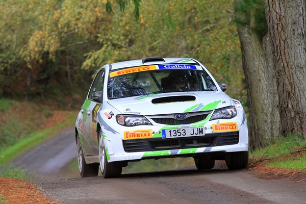 Top Ten Pirelli rallye noia