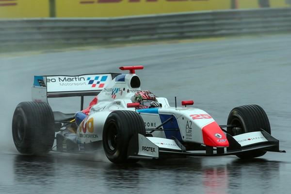 Yu Kanamaru teo martin V8 35 Hungaroring