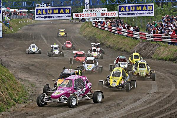 El Campeonato de Aragón de Autocross arranca el sábado en Mollerusa, Lérida
