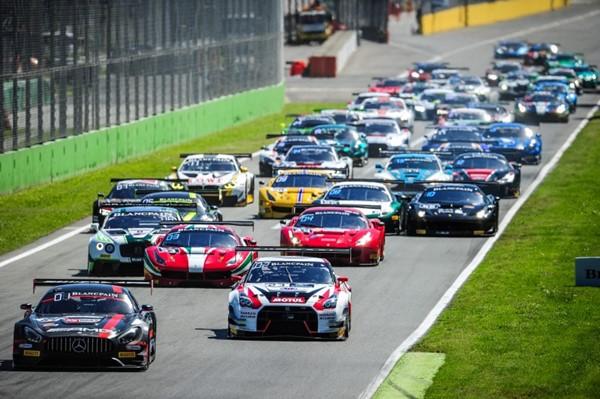 Segunda carrera de las Blancpain GT Series · A 18 segundos de podio tras 3 horas de carrera