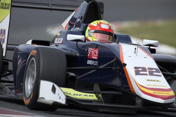 campos racing gp3