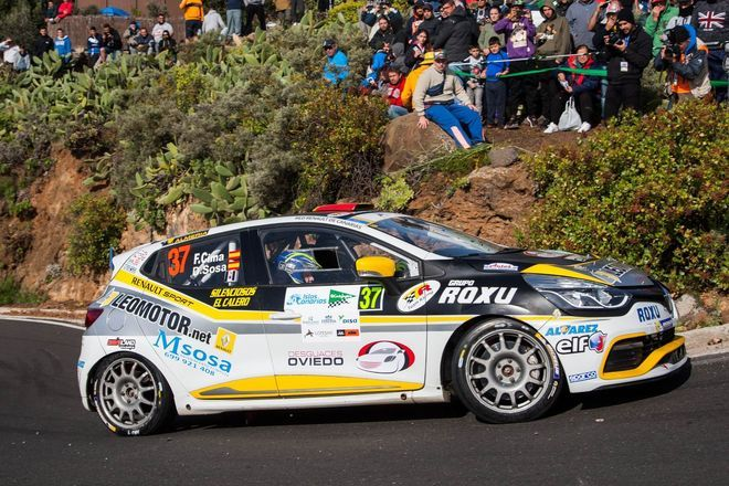 Cima debuta en la Clio R3T este fin de semana en Castelo Branco