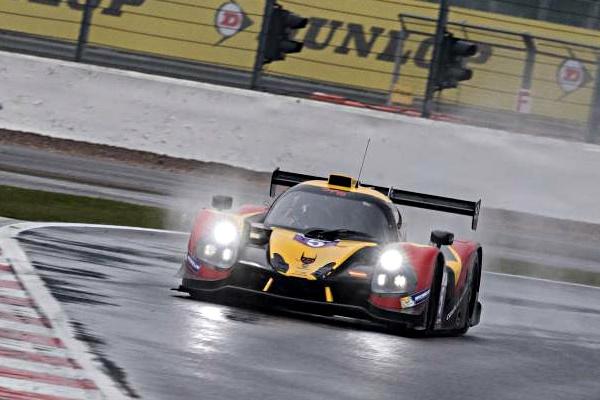 fuentes Ligier-Nissan JSP3 silverstone