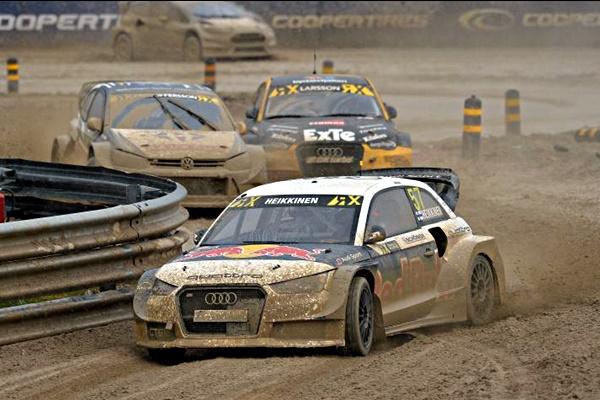 haikkinen rallycross montalegre