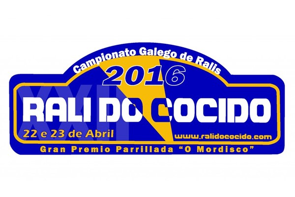 placa rallye do cocido 2016