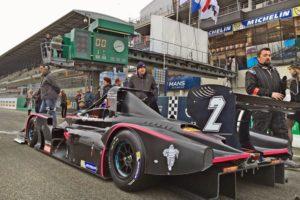 Ander Vilariño gana las 4 Horas de Le Mans