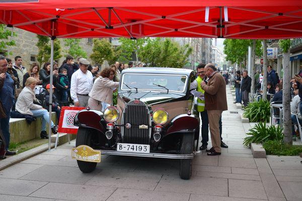 BUGATTI T57 Rallye Descubrimiento