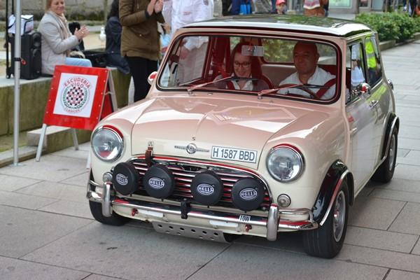 I Clase F Rallye Descubrimiento