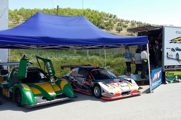 MT Racing Subida Noalejo