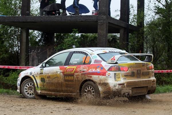 Mitsubishi Evo Amador Mandeo