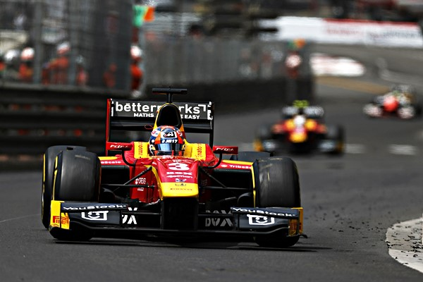 Nato monaco gp2 racing engineering