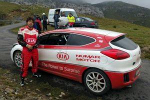 Oscar Freire KIA Proceed GT N3