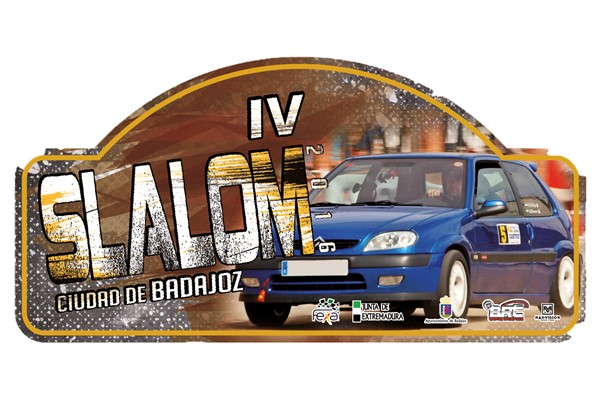 Placa Slalon Badajoz 2016