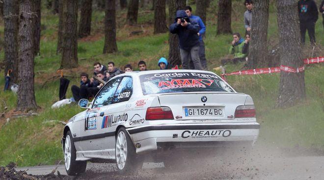aingeru bmw m3 Rallysprint Azpeitia