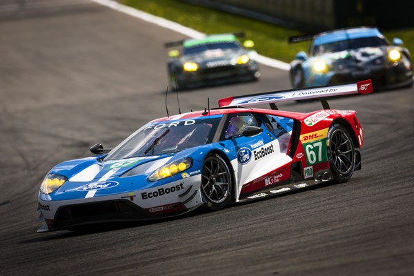 ford gt wec spa